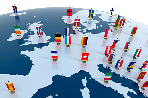 Moms. Online-handel hen over EU-grænserne. Momssystemet ændres.
