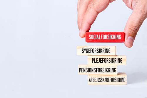 Hvad er socialforsikring i Tyskland?