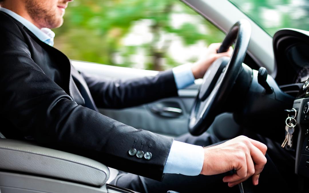 Har du tilladelse til kørsel i udenlandsk firmabil?