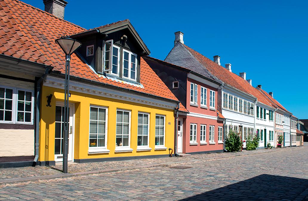 """Fast ejendom i Tyskland: Høj særafskrivning på """"Denkmalschutz"""" – fredede bygninger"""