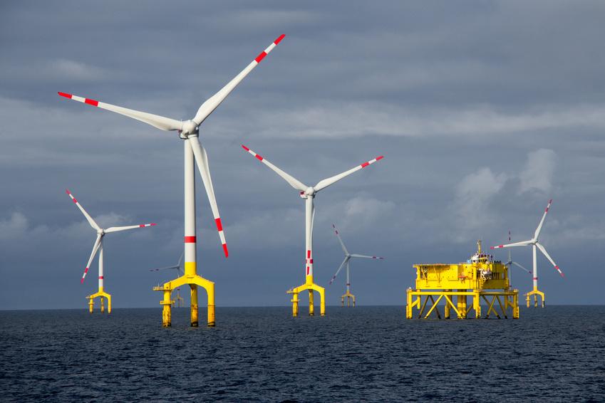Dantax rådgiver offshore industrien og offshore vindprojekter i Tyskland.