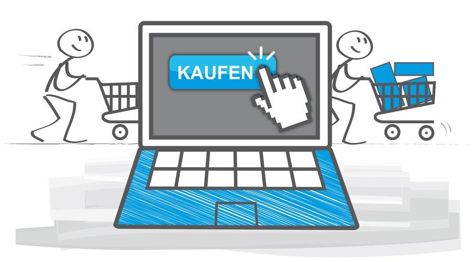 Moms i Tyskland – e-handel