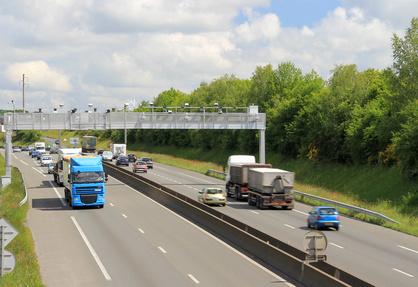 """Tysk lastbilgebyr /""""Maut"""" på danske håndværkerbiler fra 3,5 t"""