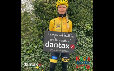 DANTAX støtter Team Rynkeby