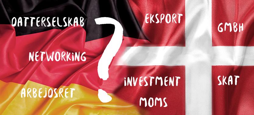 DANTAX årsseminar: Tyskland – Dansk eksport og investment